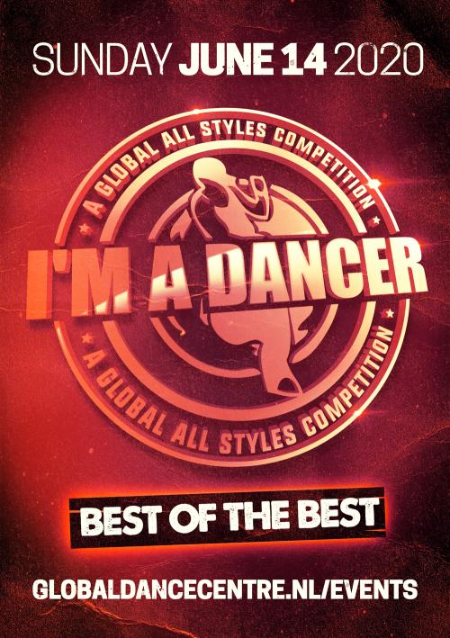 I'M A DANCER ALL STYLES - BEST OF THE BEST